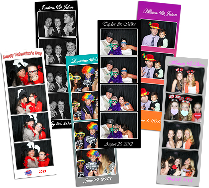 PicureThis Photobooth - Customizable photo strips